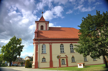 The Calvinist Congregation Church in Sulechów, restored thanks to the European Union funds I
