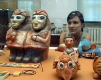 The exhibits at the Archeological Museum of the mid-Odra Region in Świdnica enjoy great popularity with the visitors