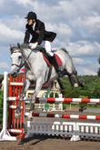 Equestrian competitions are a specialty of the Provincial Centre of Sports and Recreation in Drzonków