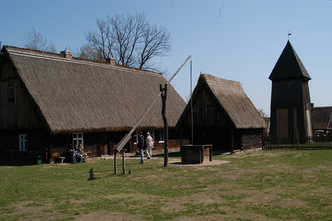 The Ethnographic Museum in Zielona Góra, located in Ochla (Zielona Góra Commune), commonly known as 'the Skansen'